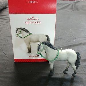 NWT, 2013 Dream Horse keepsake